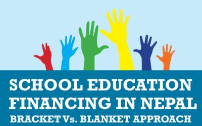School Education Financing in Nepal