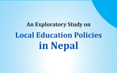 Local Education Policies in Nepal