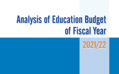 Analysis of Federal Education Budget of Fiscal Year 2021/22
